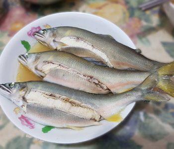 母香魚(煮熟)